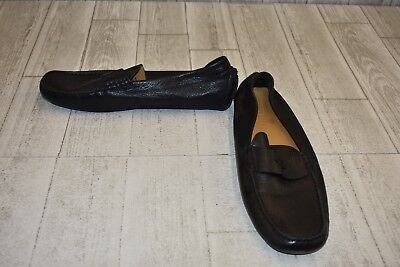81d6ded66da   Cole Haan Howland Penny Tumbled Leather Loafers