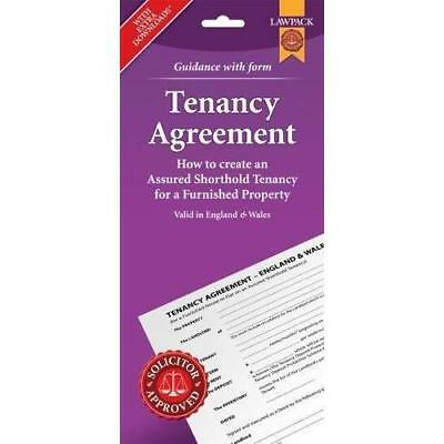 Furnished Tenancy Agreement Form Pack - Loose Leaf NEW Lawpack 2014-11-01