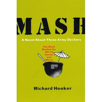 M. A. S. H. - Paperback NEW Hooker, Richard 1997-06