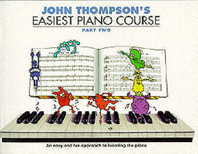 John Thompson's Easiest Piano Course - 9780711954304