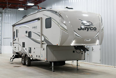 2019 Jayco Eagle Htx 26 Rlx Rear Living Fifth Wheel