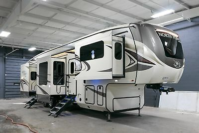 2018 Jayco North Point 381 Flws Fifth Wheel