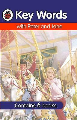 Ladybird Key Words with Peter and Jane Boxed Set - 9781409302834