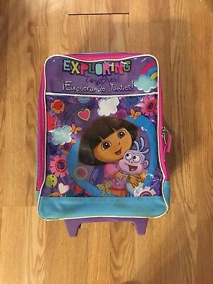 Dora The explorer suitcase