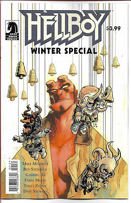 HELLBOY WINTER SPECIAL 2018 - BA Cover - New Bagged (S)