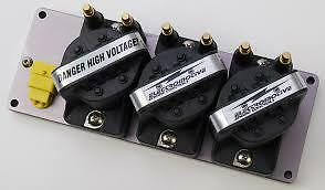 Electromotive DFU Coil Pack for 6 Cylinder. 3 x 2 Pole COIL PACK ONLY.