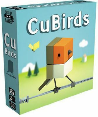 Cubirds - Family Card Game