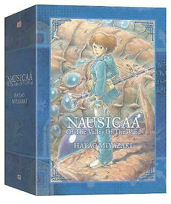 Nausicaa of the Valley of the Wind Box Set - 9781421550640