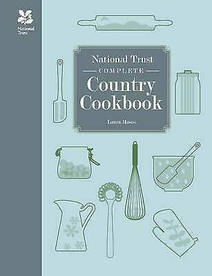 National Trust Complete Country Cookbook - 9781907892455