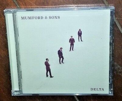 Delta by Mumford & Sons (CD, 2018)