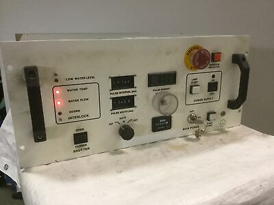 Lee Laser 010348-LPL Power Supply PWM Laser Control 220VAC 60Hz 1-Phase 40A -3