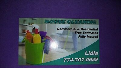 ✨✨✨Fantastic House Cleaning✨✨✨
