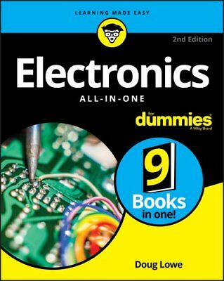 Electronics All-in-One For Dummies by Doug Lowe 9781119320791 (Paperback, 2017)