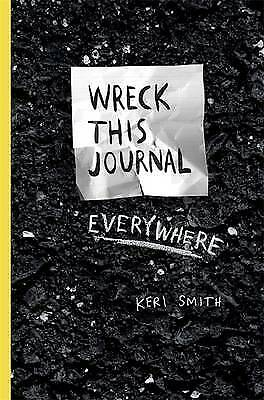 Wreck This Journal Everywhere - 9781846148583
