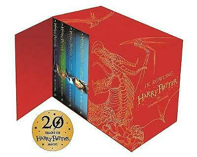 Harry Potter Box Set: The Complete Collection Children's Hard... - 9781408856789