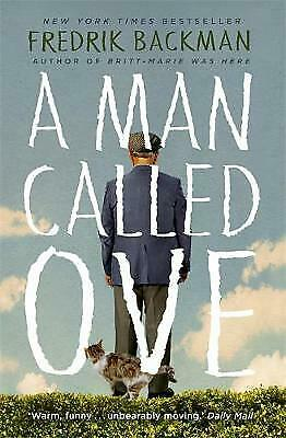 A Man Called Ove - 9781444775815