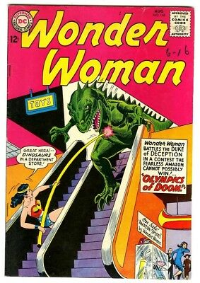 Wonder Woman #148 (1964) VF New DC Silver Age Collection