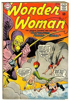 Wonder Woman #150 (1964) VG/F New DC Silver Age Collection