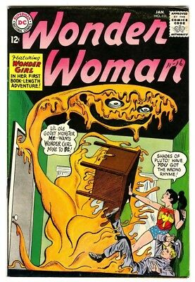 Wonder Woman #151 (1965) Fine- New DC Silver Age Collection
