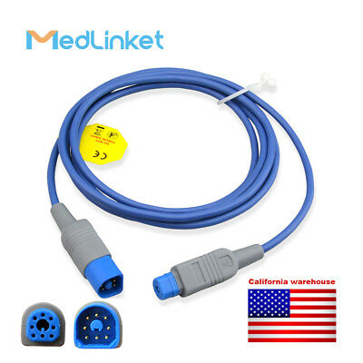 MED-LINKET Philips Compatible SpO2 Adapter Cable - M1941B