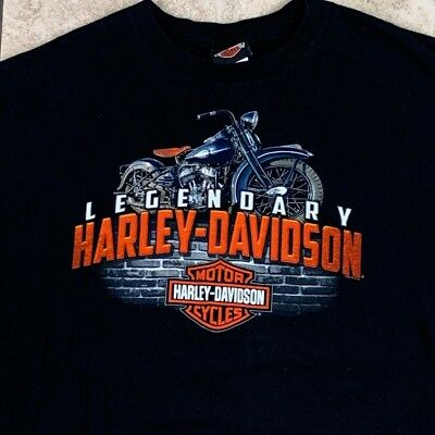 Harley Davidson Seattle >> Harley Davidson Mt Rainier Seattle Washington T Shirt Xl
