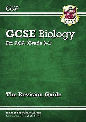 Grade 9-1 GCSE Biology: AQA Revision Guide with Online Editio... - 9781782945567