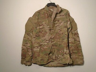 Usgi Us Army Combat Uniform Coat Multicam Flame Resistant Medium Regular 16-P