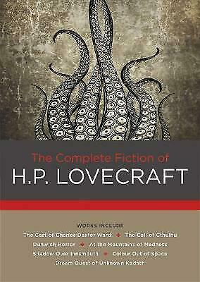 The Complete Fiction of H. P. Lovecraft - 9780785834205