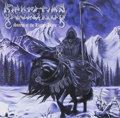 Audio Cd Dissection - Storm Of The Lights Bane (Asia