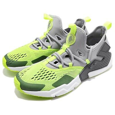sports shoes 95a95 34674 Nike Air Huarache Drift Breathe Wolf Grey Volt Men Running Shoes AO1133-001