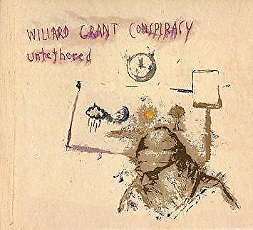 Willard Grant Conspiracy - Untethered (NEW CD)
