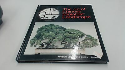 The art of Chinese miniature landscape, Hu, Yunhua, Foreign Langu