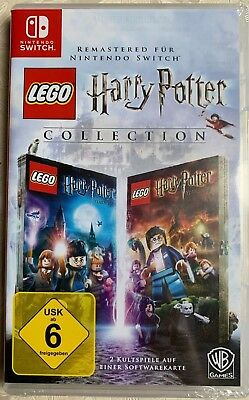 Lego Harry Potter Collection [Nintendo Switch] NEU/OVP