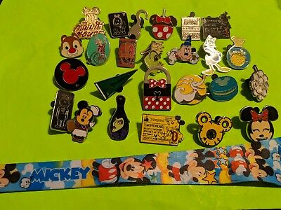 Disney trading pin lot 25