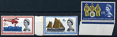 1963 Lifeboat Conference  MNH