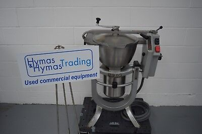 Hobart HCM 300 Vertical cutter chopper mixer 30Qt bowl 3 Phase working order