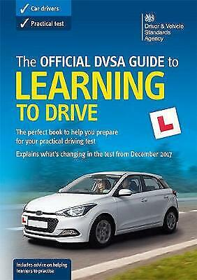 The official DVSA guide to learning to drive - 9780115535505
