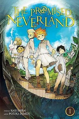The Promised Neverland, Vol. 1 - 9781421597126