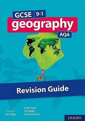 GCSE 9-1 Geography AQA Revision Guide - 9780198423461