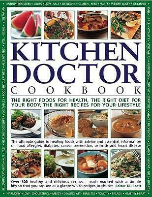 The Kitchen Doctor Cookbook - 9781844774623