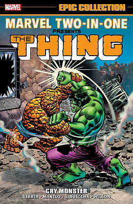 Marvel Two-in-one Epic Collection: Cry Monster - 9781302913328