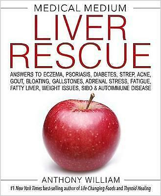 Medical Medium Liver Rescue - 9781401954406