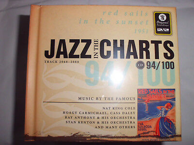 JAZZ IN THE CHARTS 94/100 1951 Red Sails In The Sunset Trx 2068-2088 RAR+NEU!!!