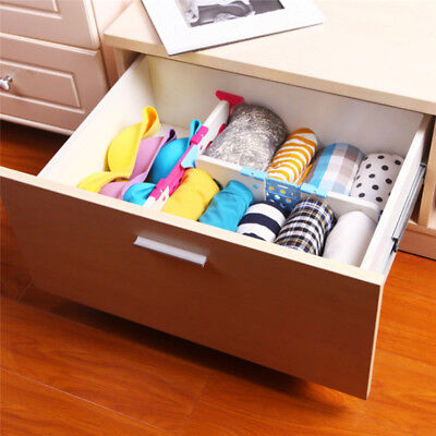 Adjustable Drawer Dividers Thickened Baffle Plate Layering Divide Drawer Space S
