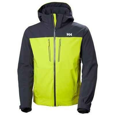 Helly Hansen Signal Jacket Sweet Lime 65645 350/ Ropa Nieve Hombre Chaquetas