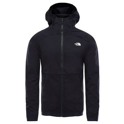 The North Face Aterpea II Softshell Hoodie TNF Black T93BVU JK3/