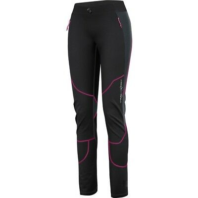 CRAZY Pant Cervino W Black Berry 015063D-0 01BE/ Ropa Montaña Mujer Pantalones