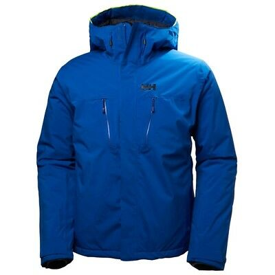 Helly Hansen Charger Jacket Olympian Blue 65550 564/ Ropa Nieve Hombre