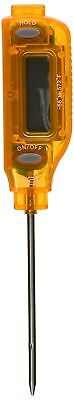 UEi Test Instruments PDT550 Waterproof Digital Thermometer, Colors may vary