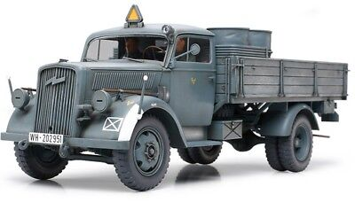 35291 Tamiya German 3Ton 4X2 Cargo Truck 1/35th Plastic Kit 1/35 Military